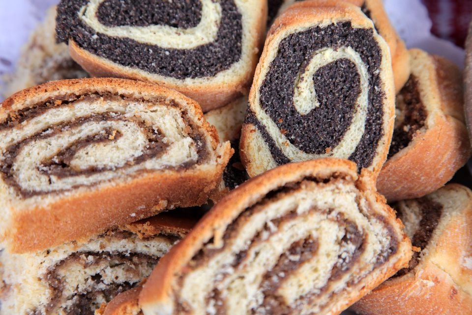 Traditional polish christmas dessert recipes collection poppy seed roll forumfinder Choice Image