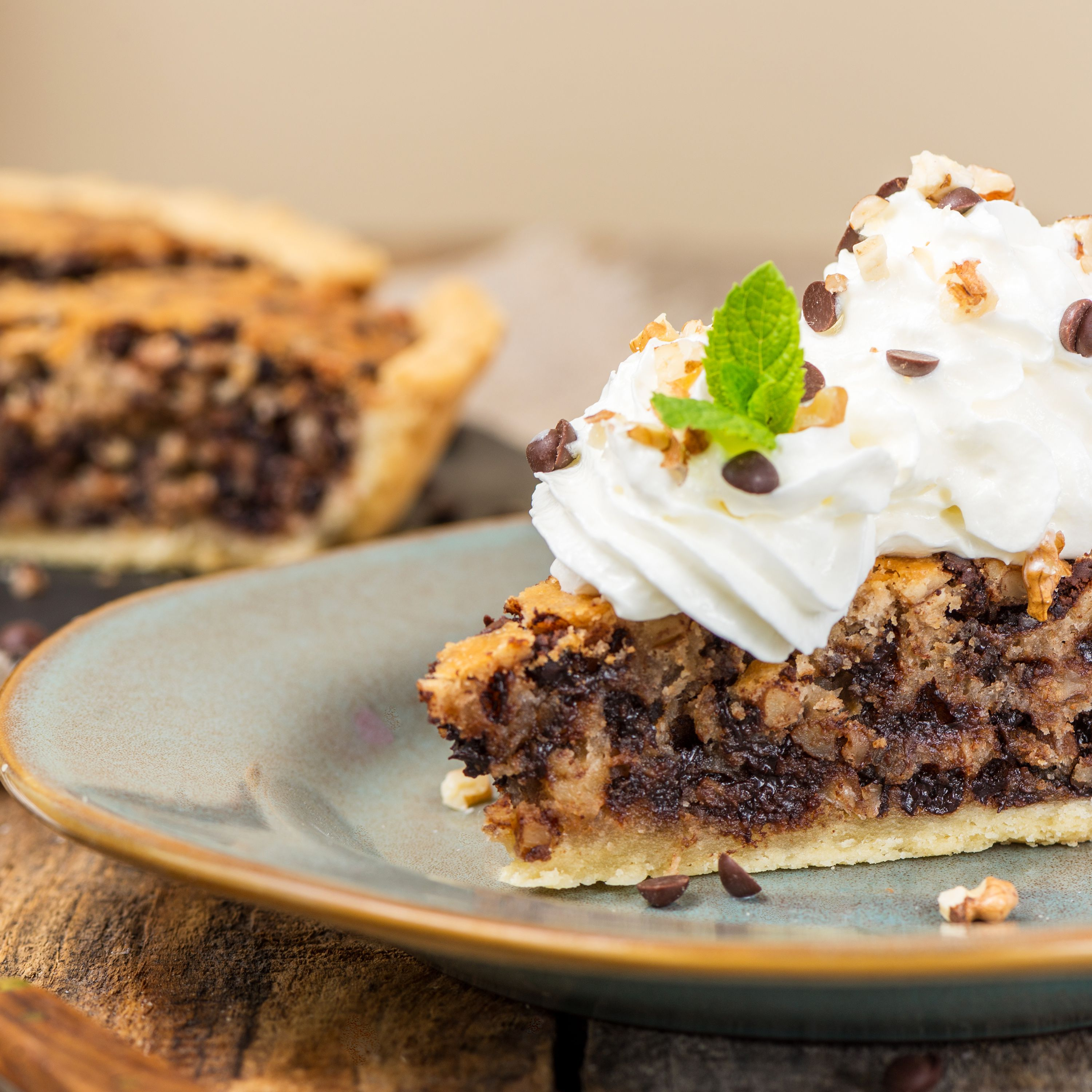 Recipe For Kentucky Derby Bourbon Chocolate Walnut Pie