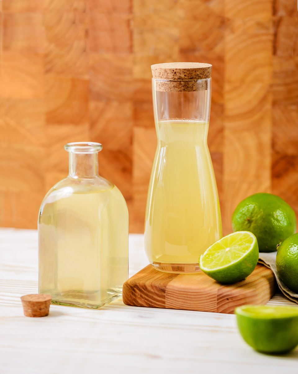 Homemade Lime Cordial Recipe