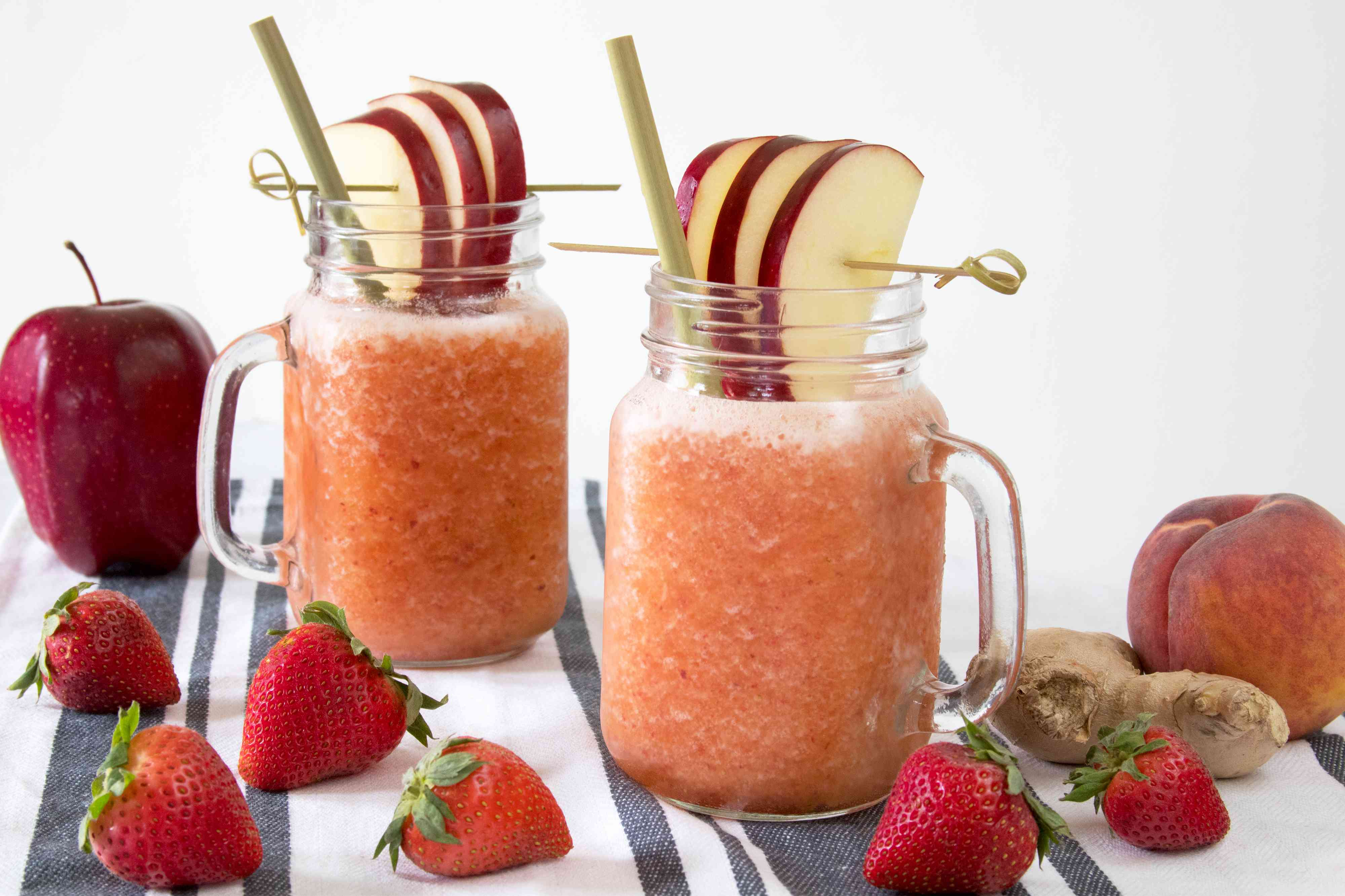 May Day Cocktail - Blended Fruit Drink