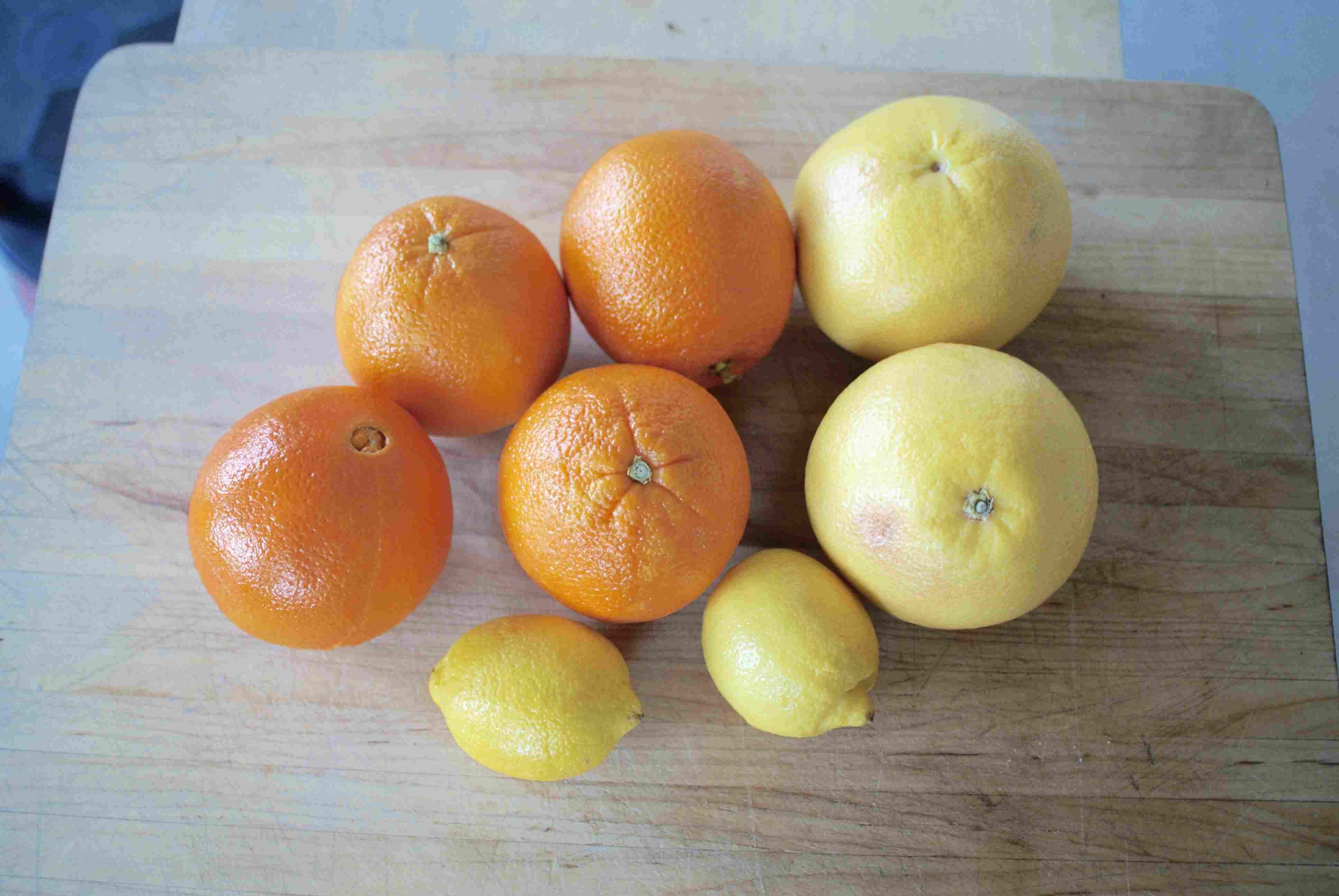 Citrus for marmalade