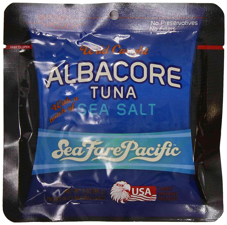 Sea Fare Pacific Wild Albacore Tuna
