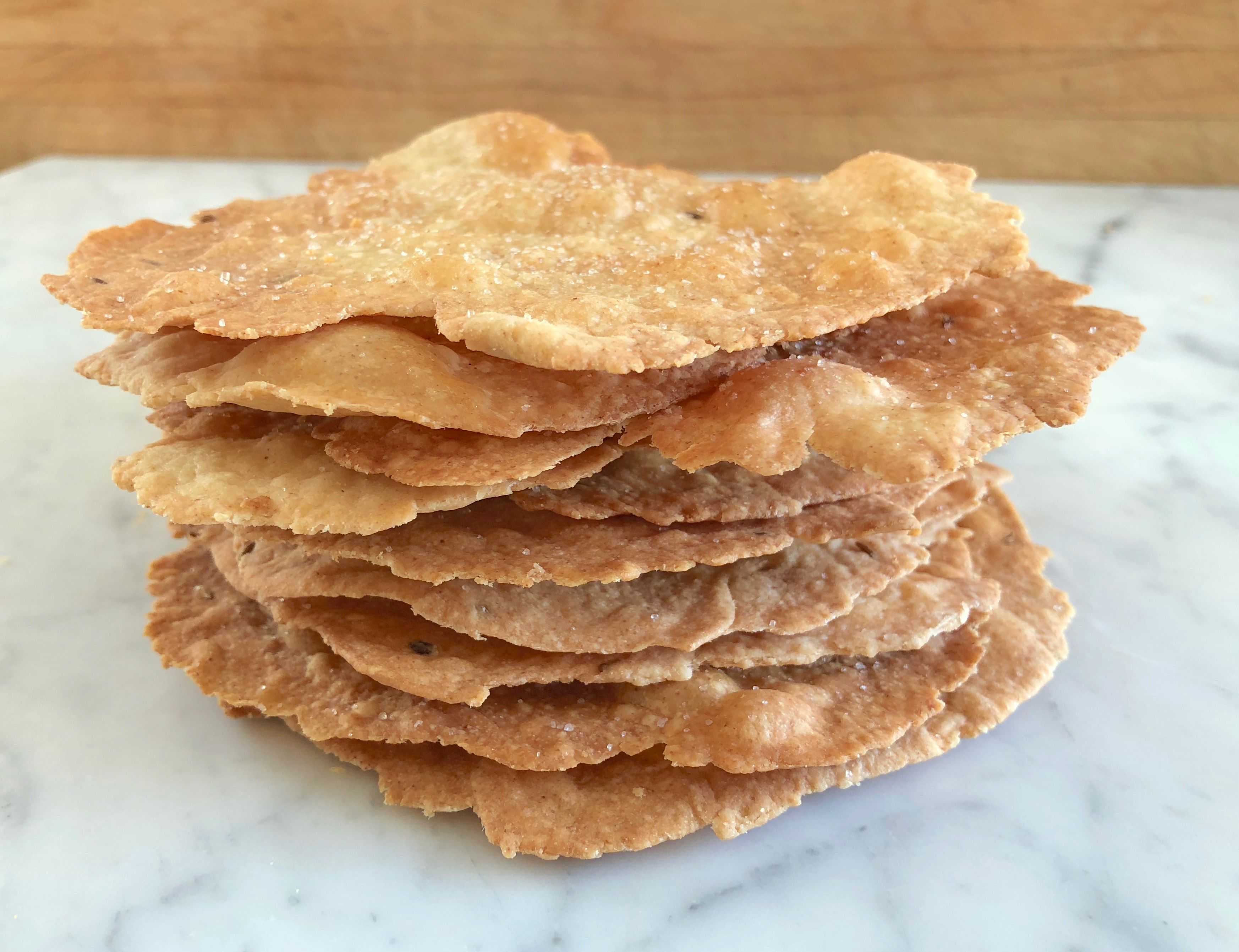 See How to Make Spanish Olive Oil Crackers