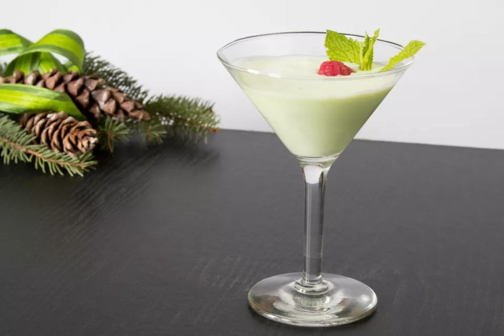 Holiday Hopper Cocktail