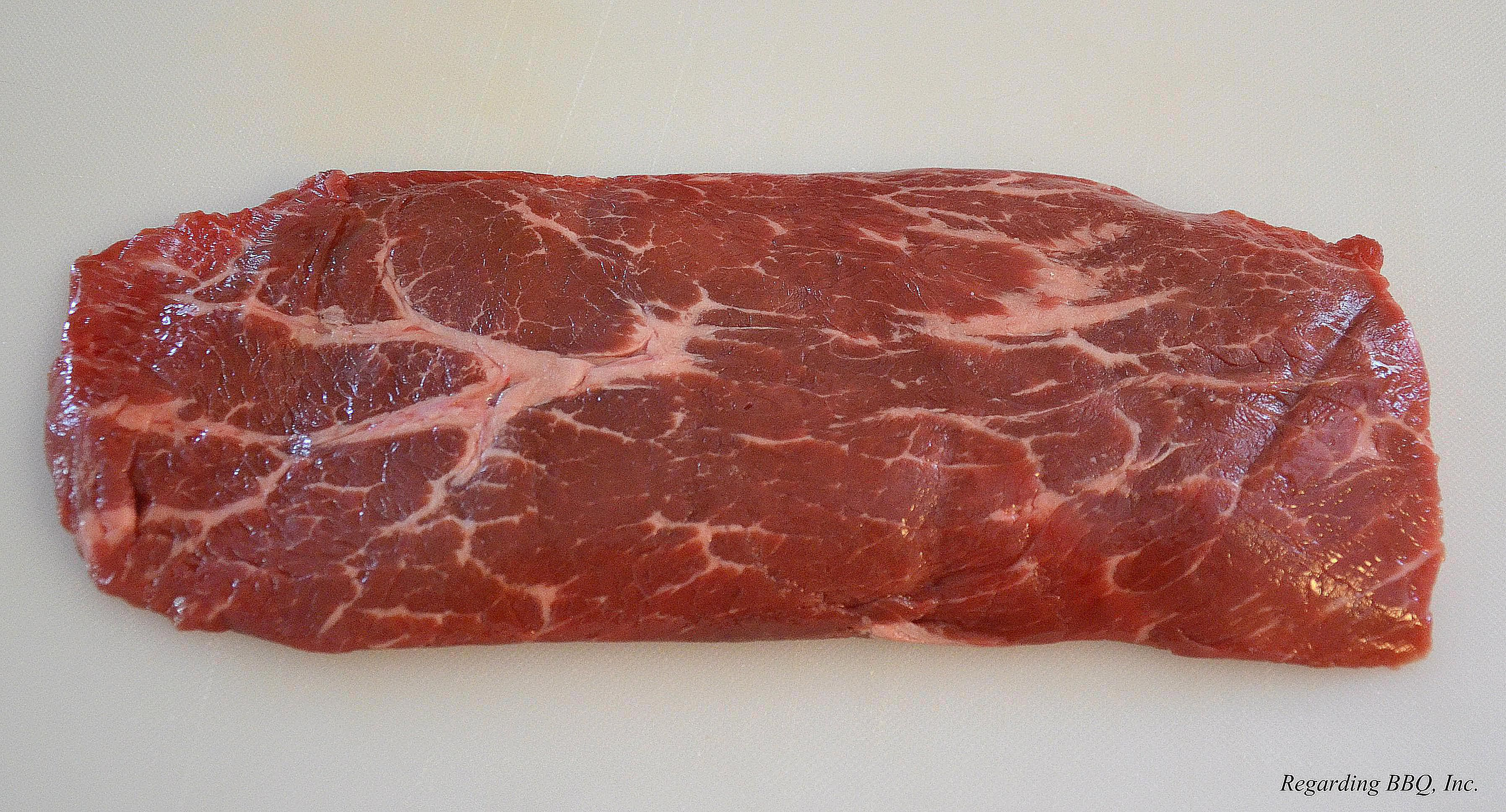 What is a Flat Iron Steak and why is it so perfect for the grill