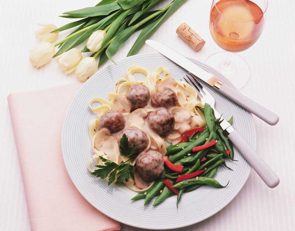 how to make swedish meatball sauce without cream