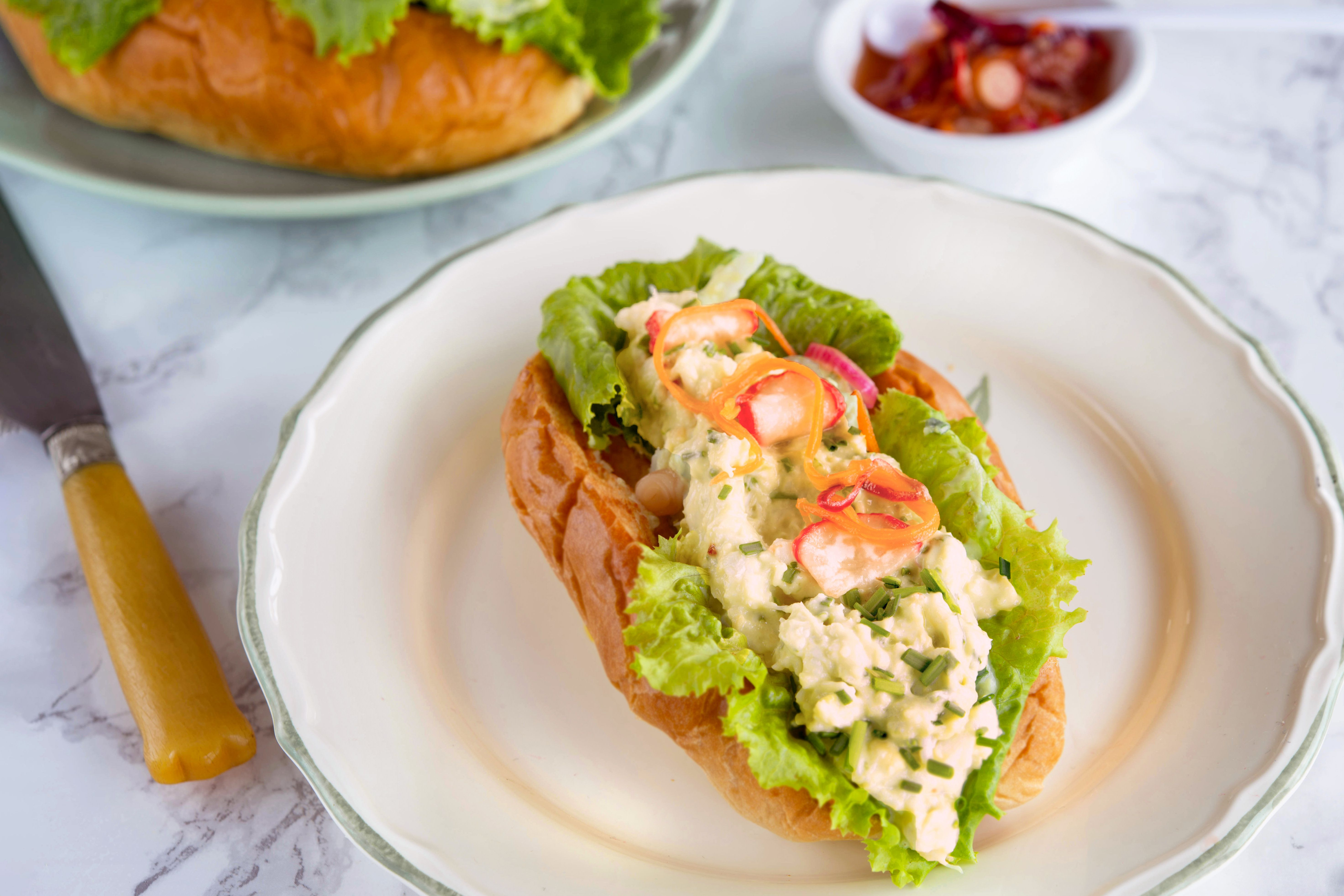 Make This Simple Crab Roll All Summer Long