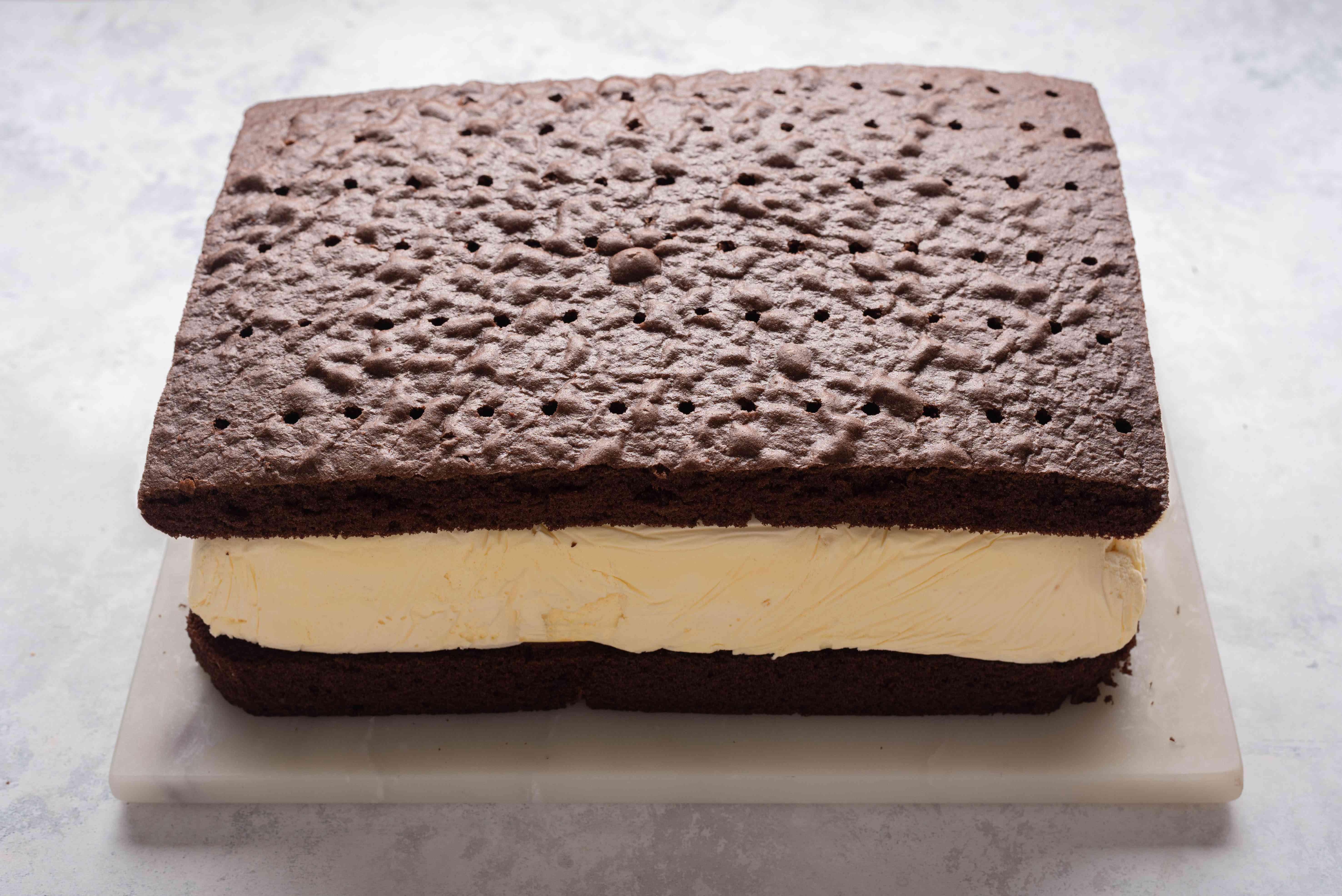 Giant Ice Cream Sandwich