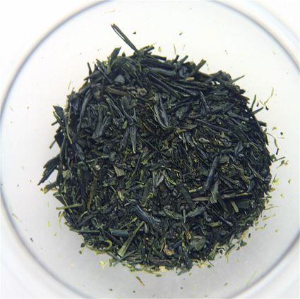 An image of Asamushi Sencha Japanese green tea