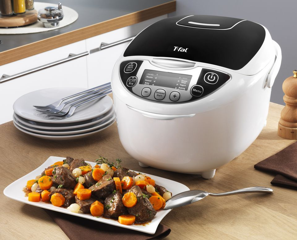 T-fal 10-in-1 Rice & Multi-Cooker