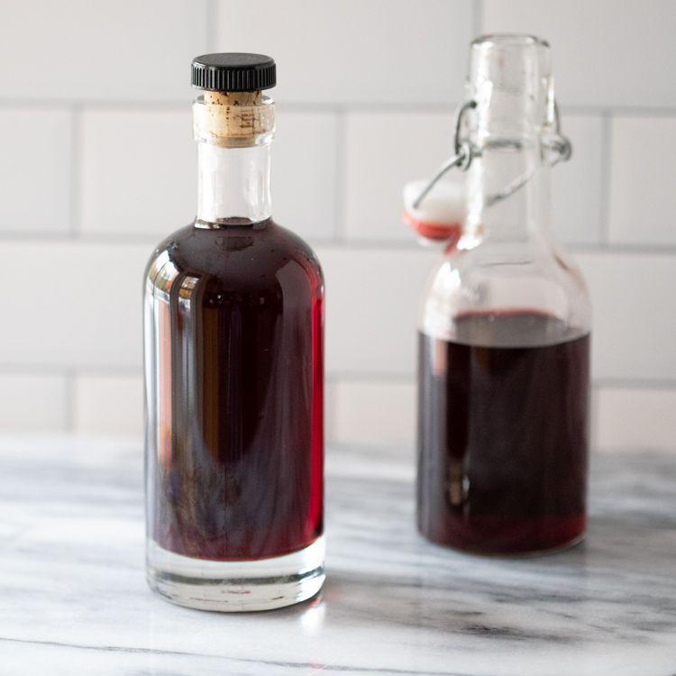 Grenadine Cocktail Syrup Tester Image