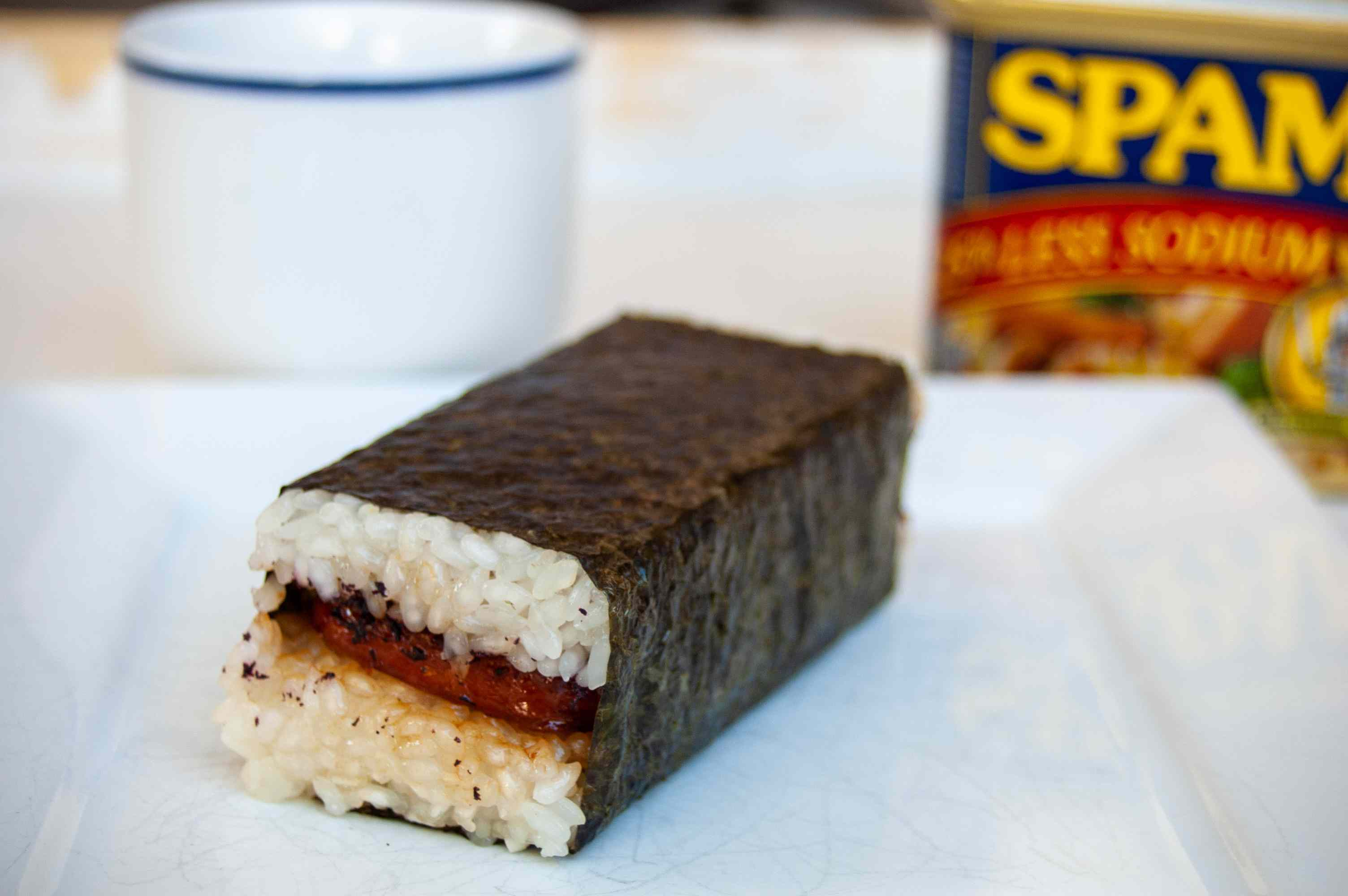 Spam Musubi Spam Sushi Recipe