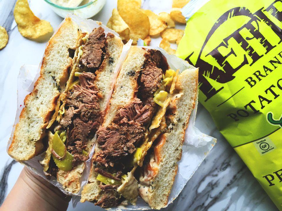Mississippi Roast Sandwich Recipe
