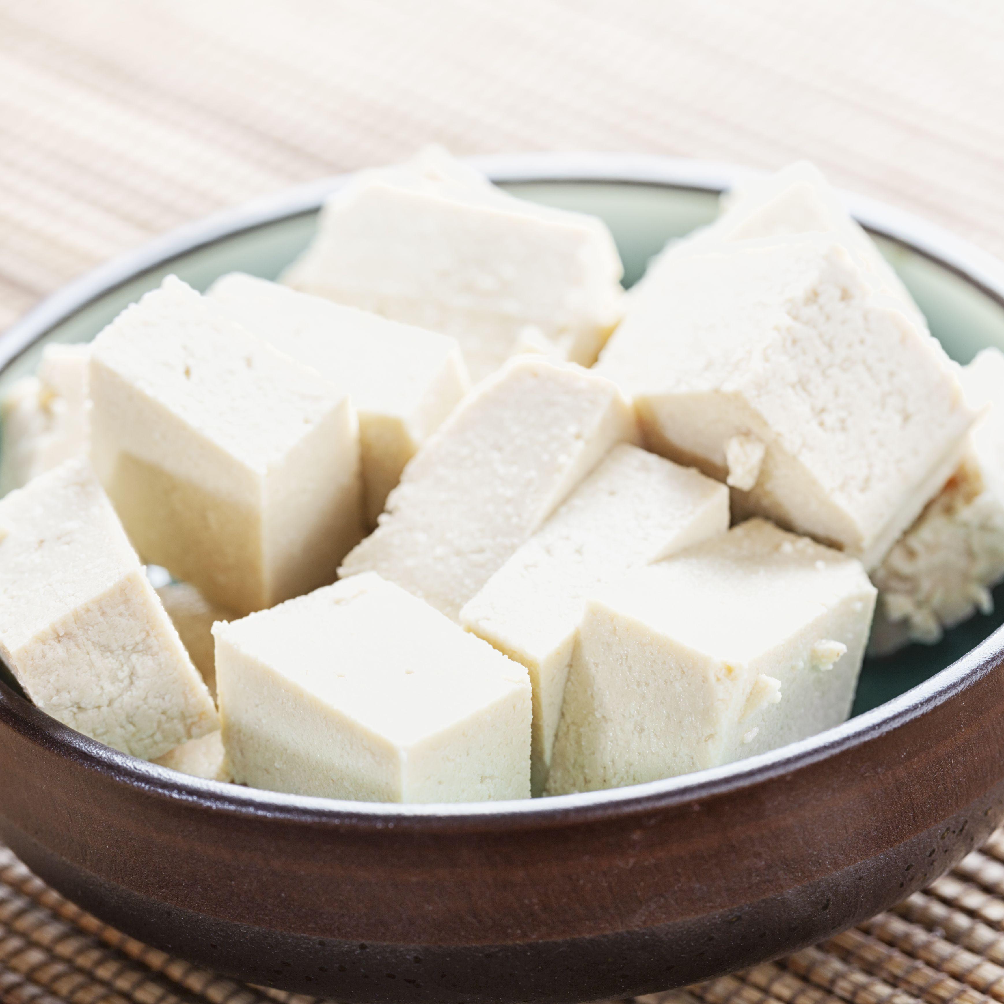 Thai Tofu Vegetable Stir Fry Recipe