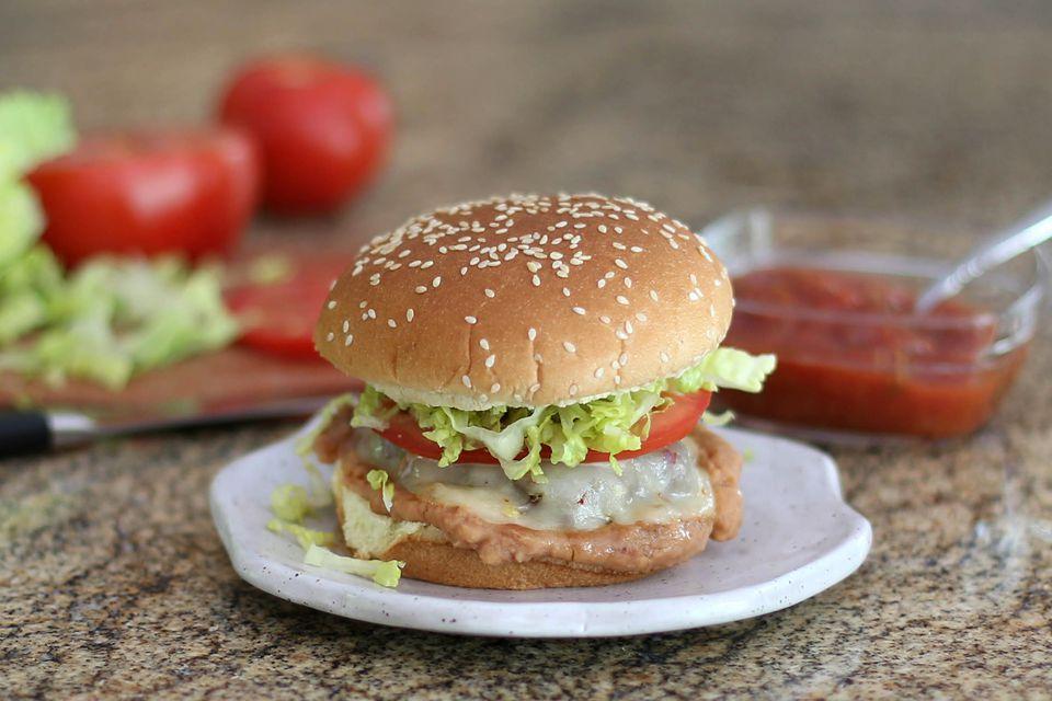 Burrito Burger 1.8