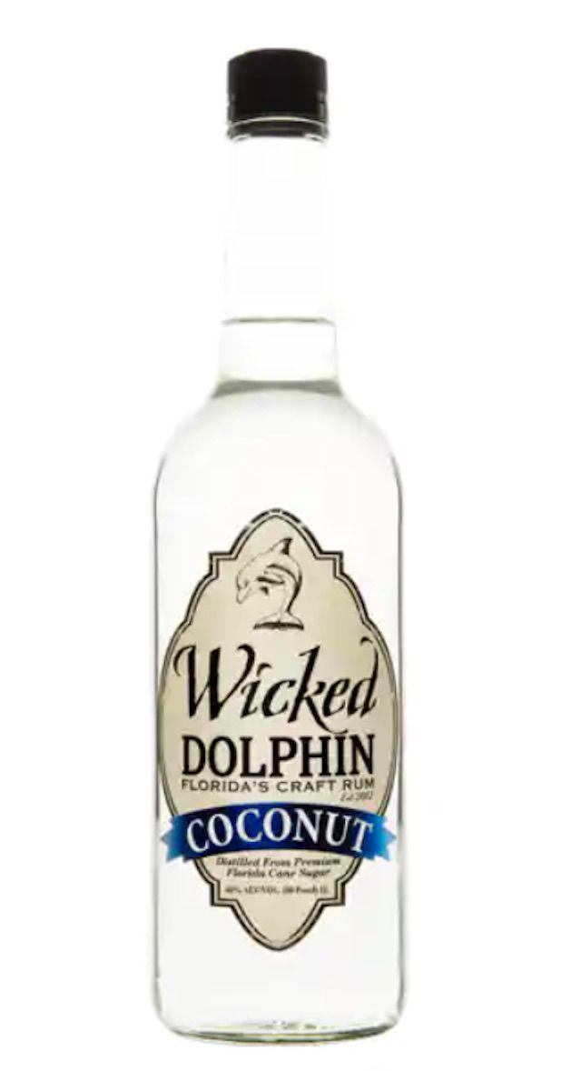Wicked Dolphin Coconut Rum