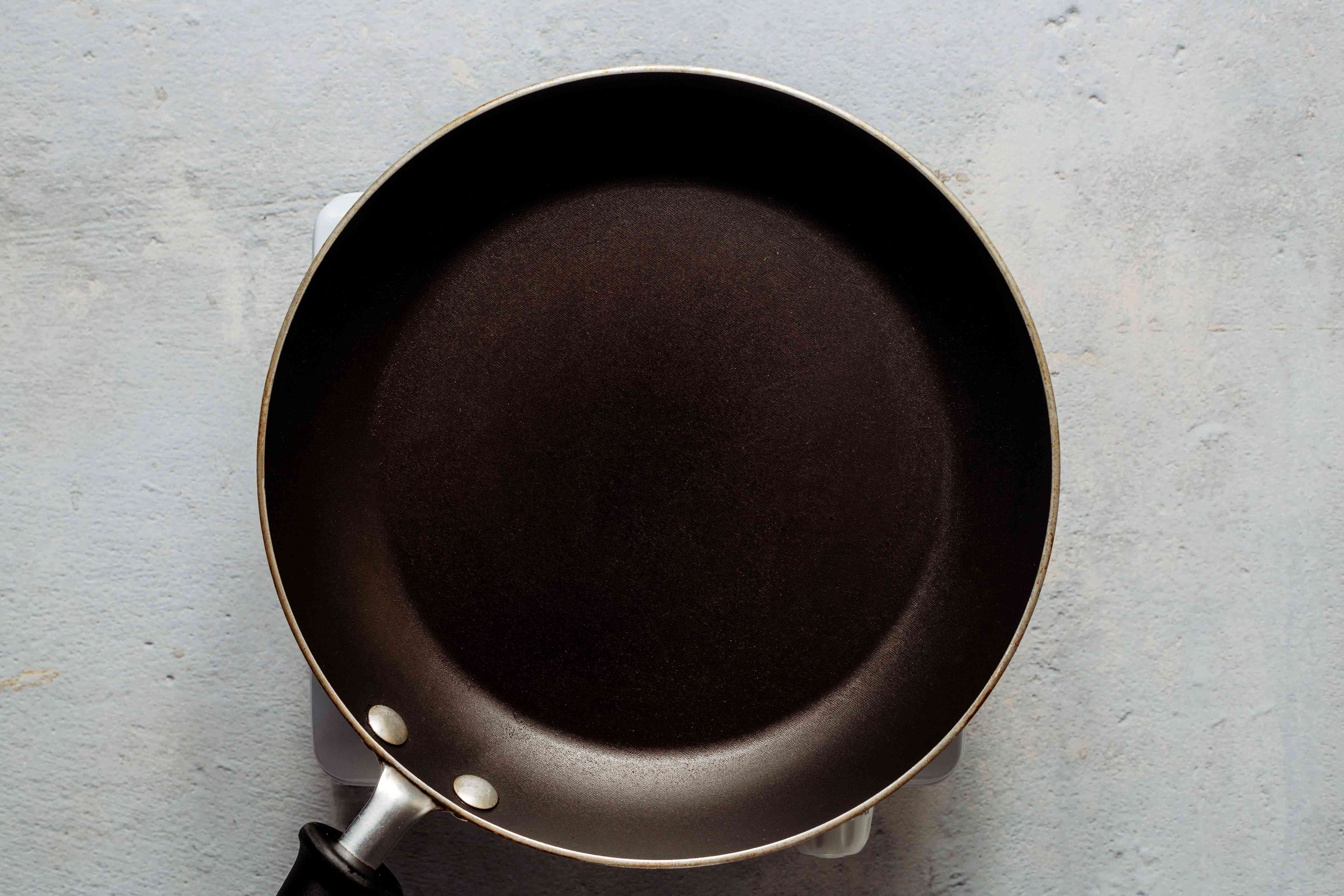 heated pan