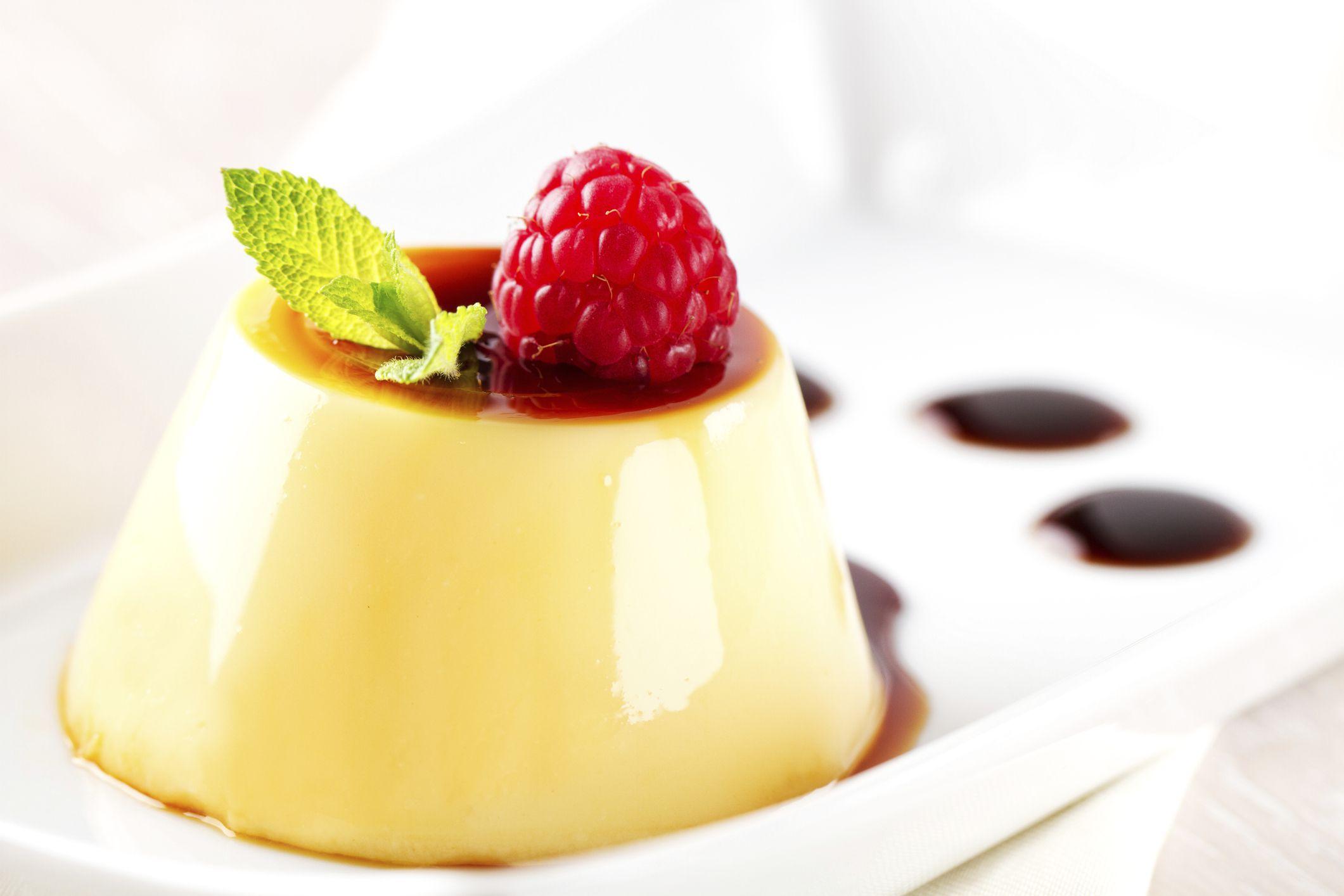 Classic French Crème au Caramel