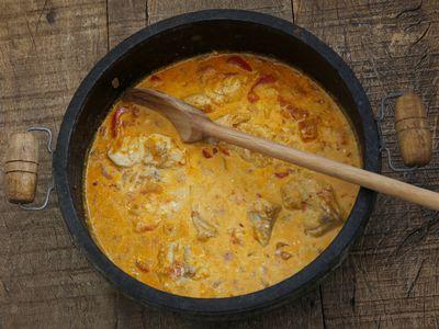 Fumbwa Recipe (Congolese Spinach Stew)