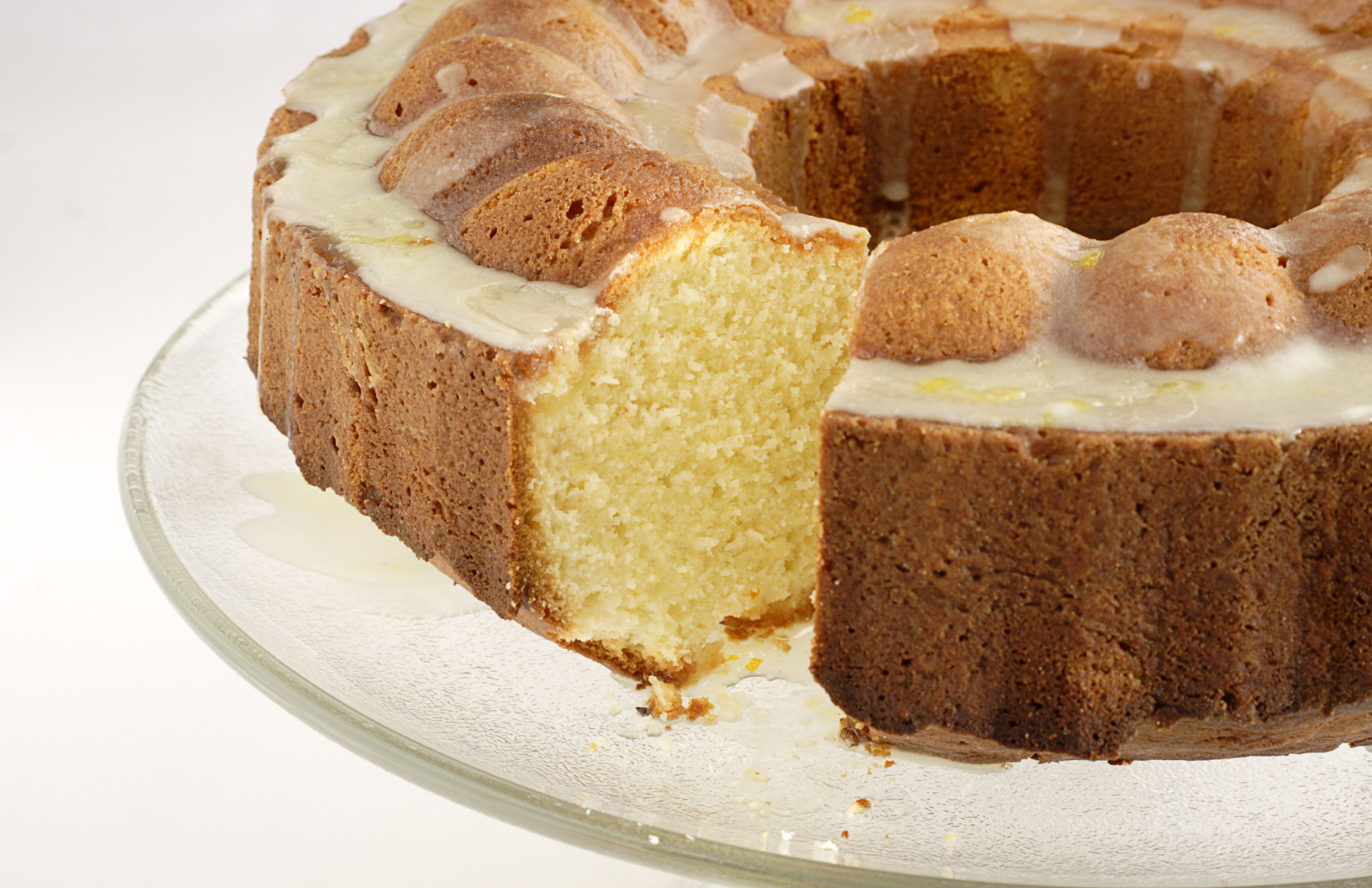 Skip the Mix and Bake This Easy Sour Cream Orange Cake
