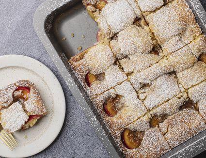 Polish plum cake recipe