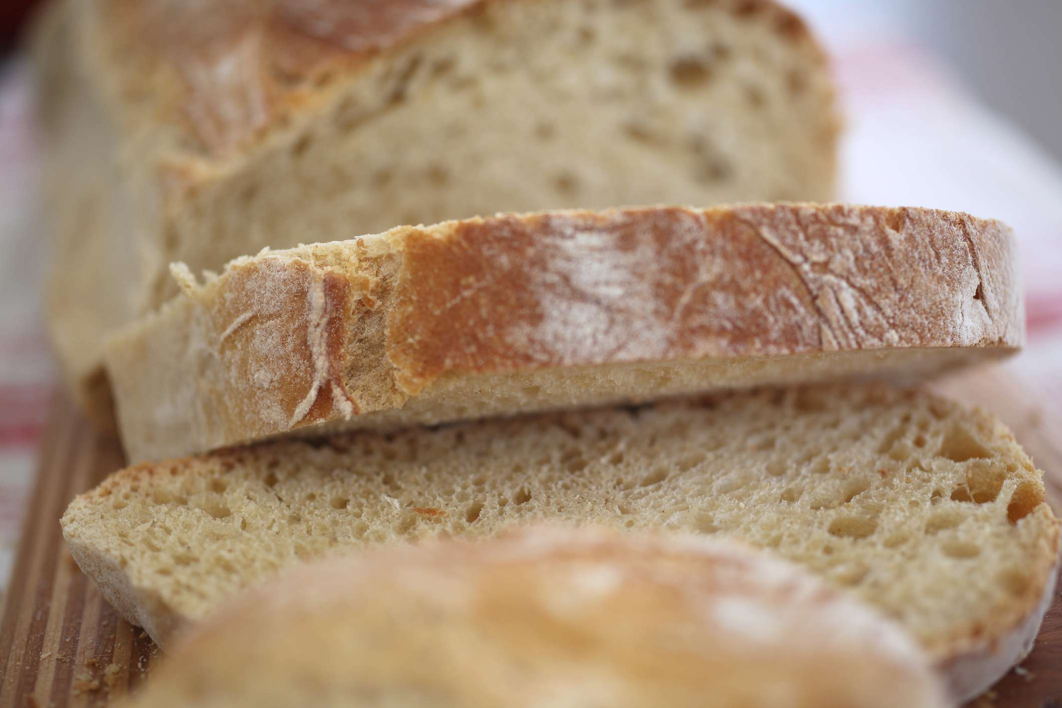 crusty greek country bread horiatiko psomi recipe