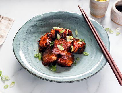 Japanese braised pork belly recipe