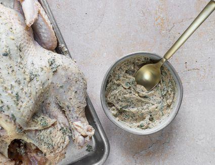 Turkey Compound Butter