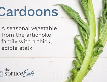 what are cardoons