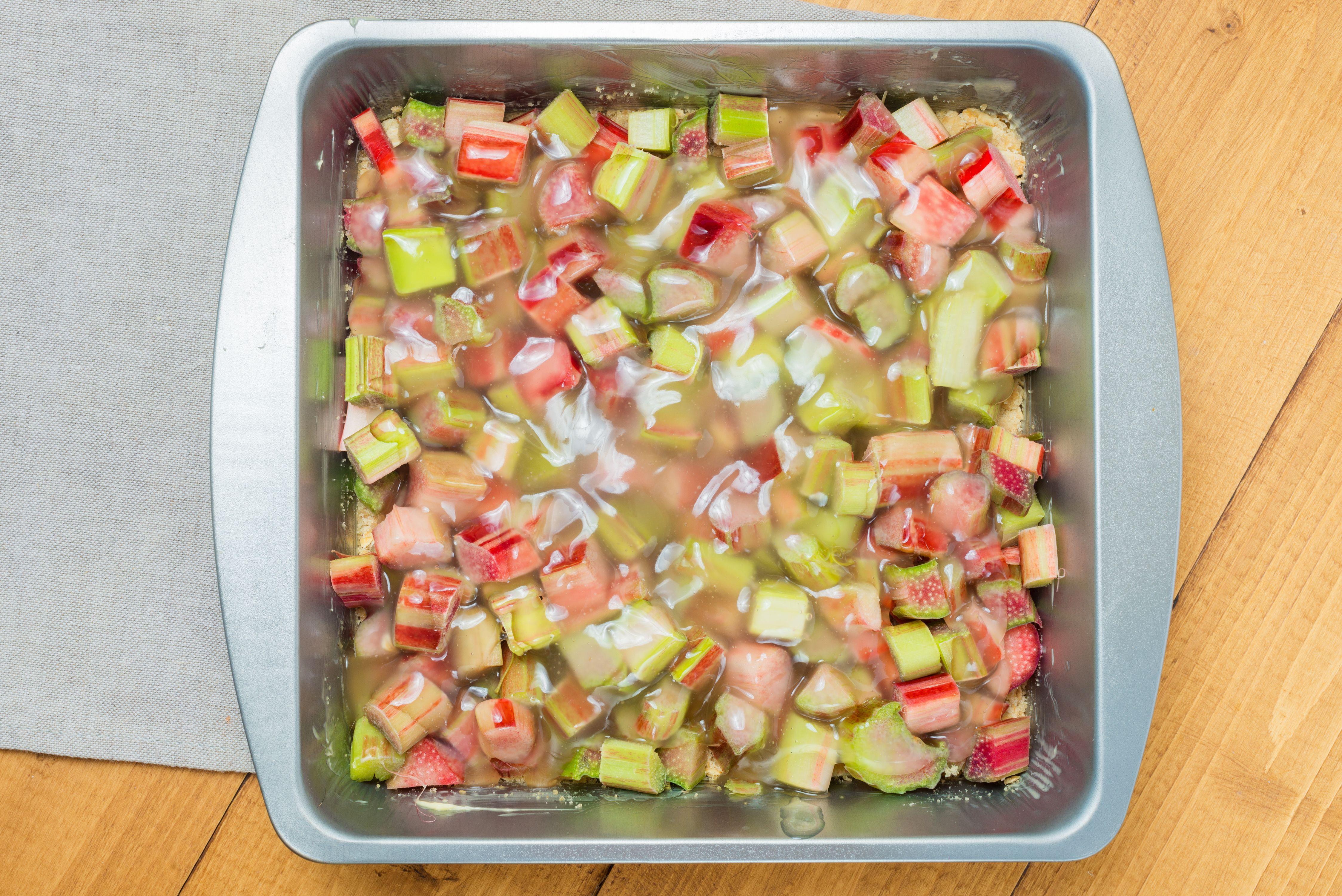 Rhubarb Crisp Recipe