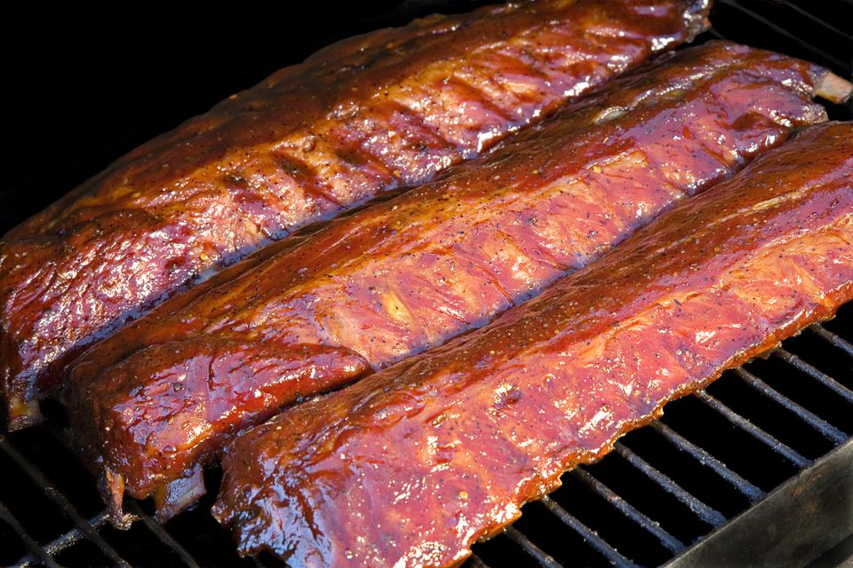 Southern-style spareribs