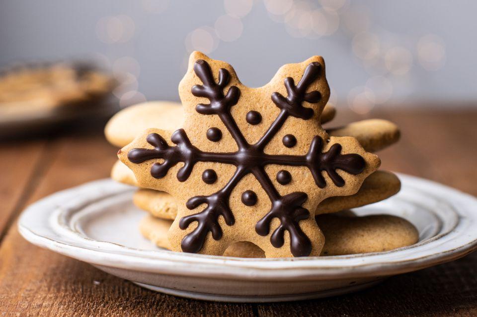Polish gingerbread pierniczki recipe