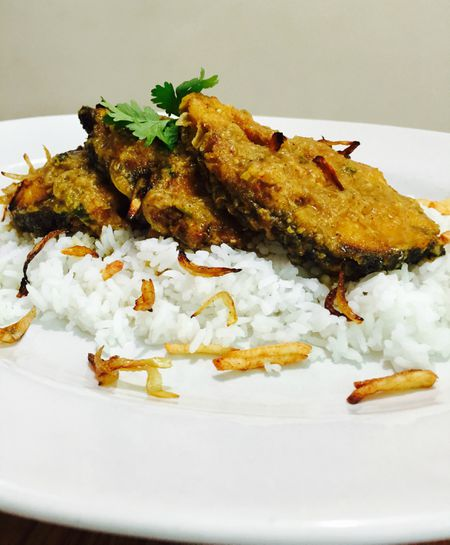 Bengali Fish Curry Maacher Kalia Jhol Recipe