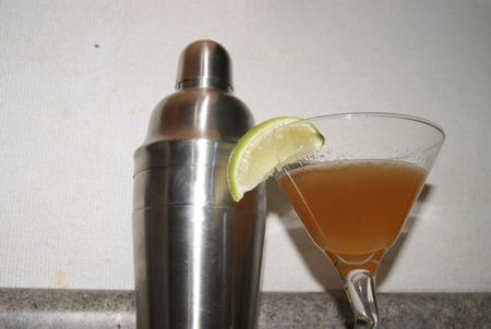 Classic Embassy Cocktail Rum And Brandy Recipe