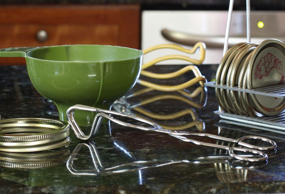 Canning utensils