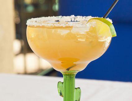 Tangerine Margarita - Easy Tequila Cocktail Recipe
