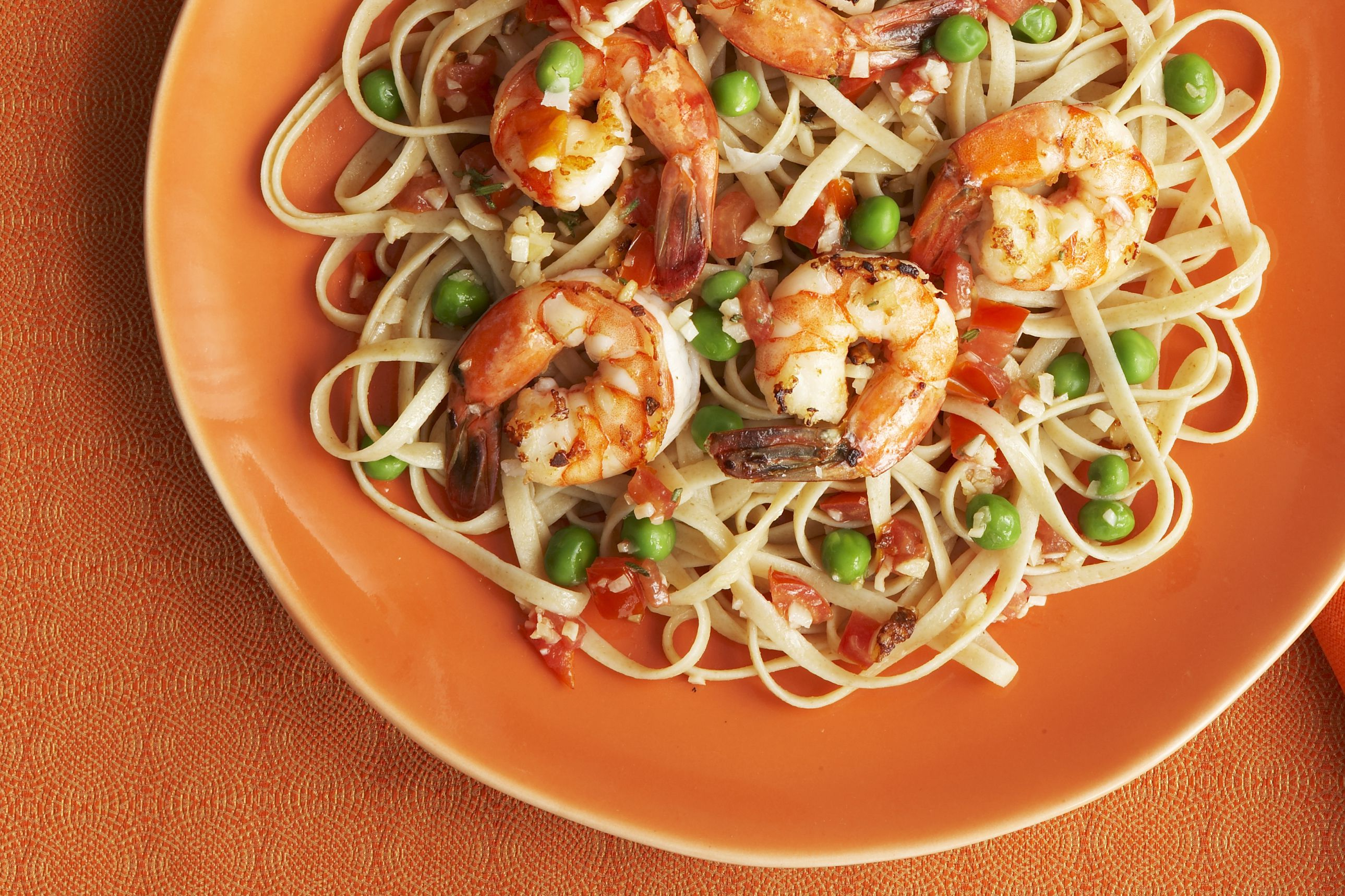 Delicious and Easy to Make Shrimp and Linguine Bake