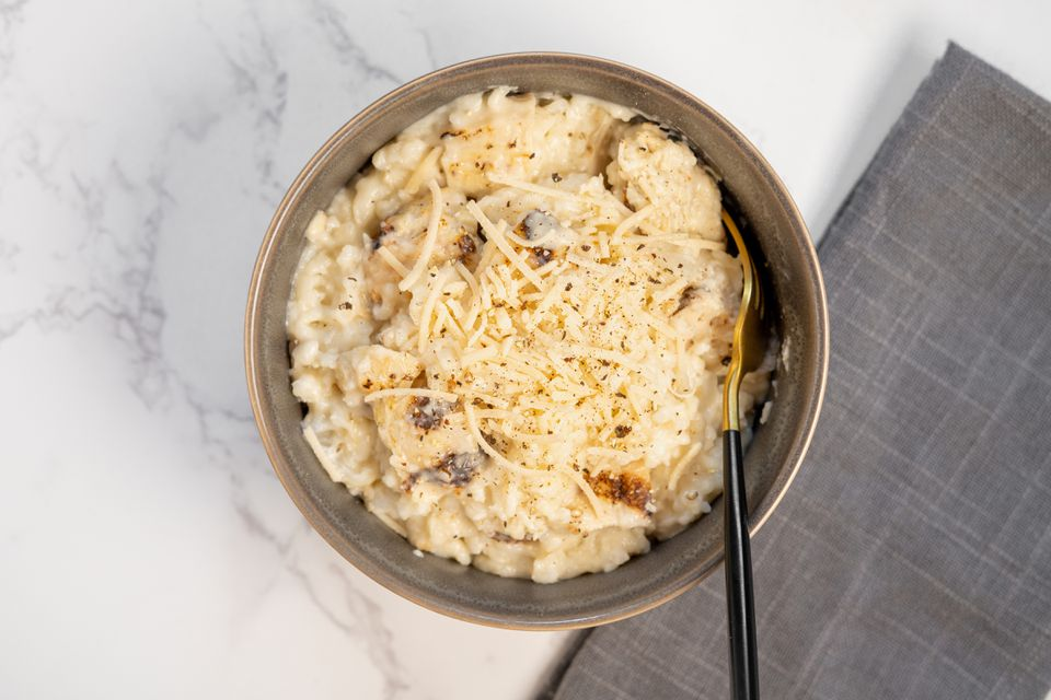 Chicken Risotto recipe