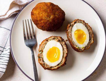 Healthier Real Scotch Egg