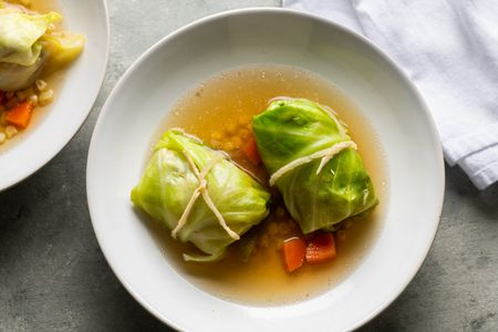 Japanese Cabbage Roll Recipe With Ground Pork