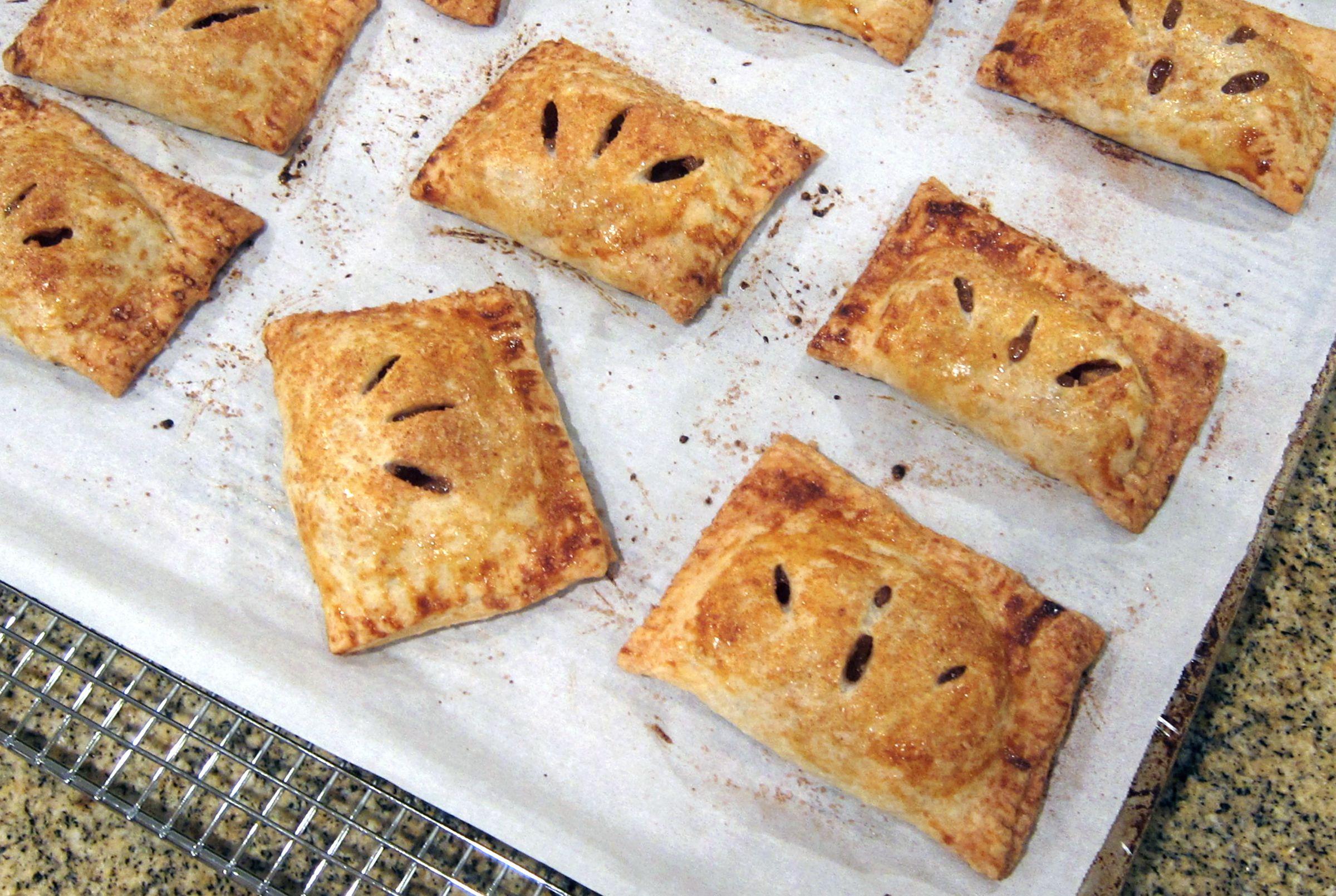 Hand-Held Apple Pies