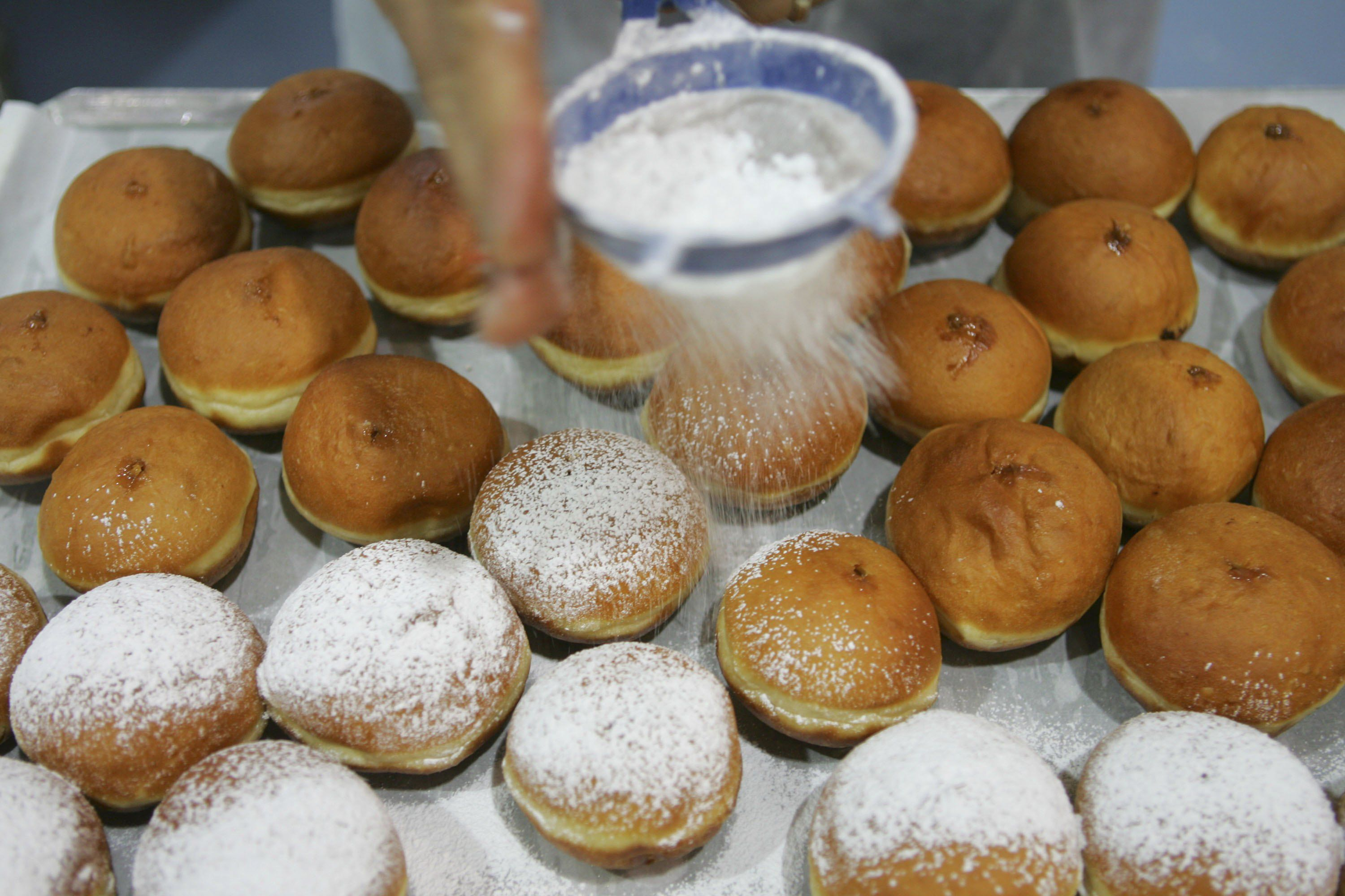 Little German Doughnuts (Schmalzkuchen) Recipe