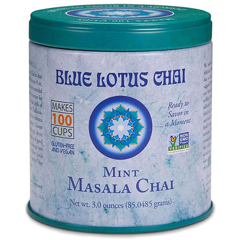 Blue Lotus Mint Masala Chai
