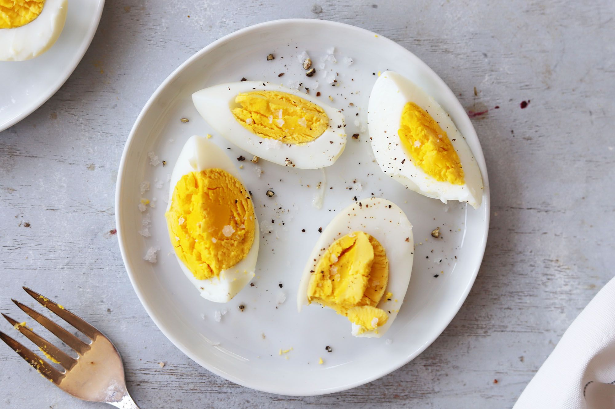 Hard Boiled Eggs Are Even Easier in the Air Fryer