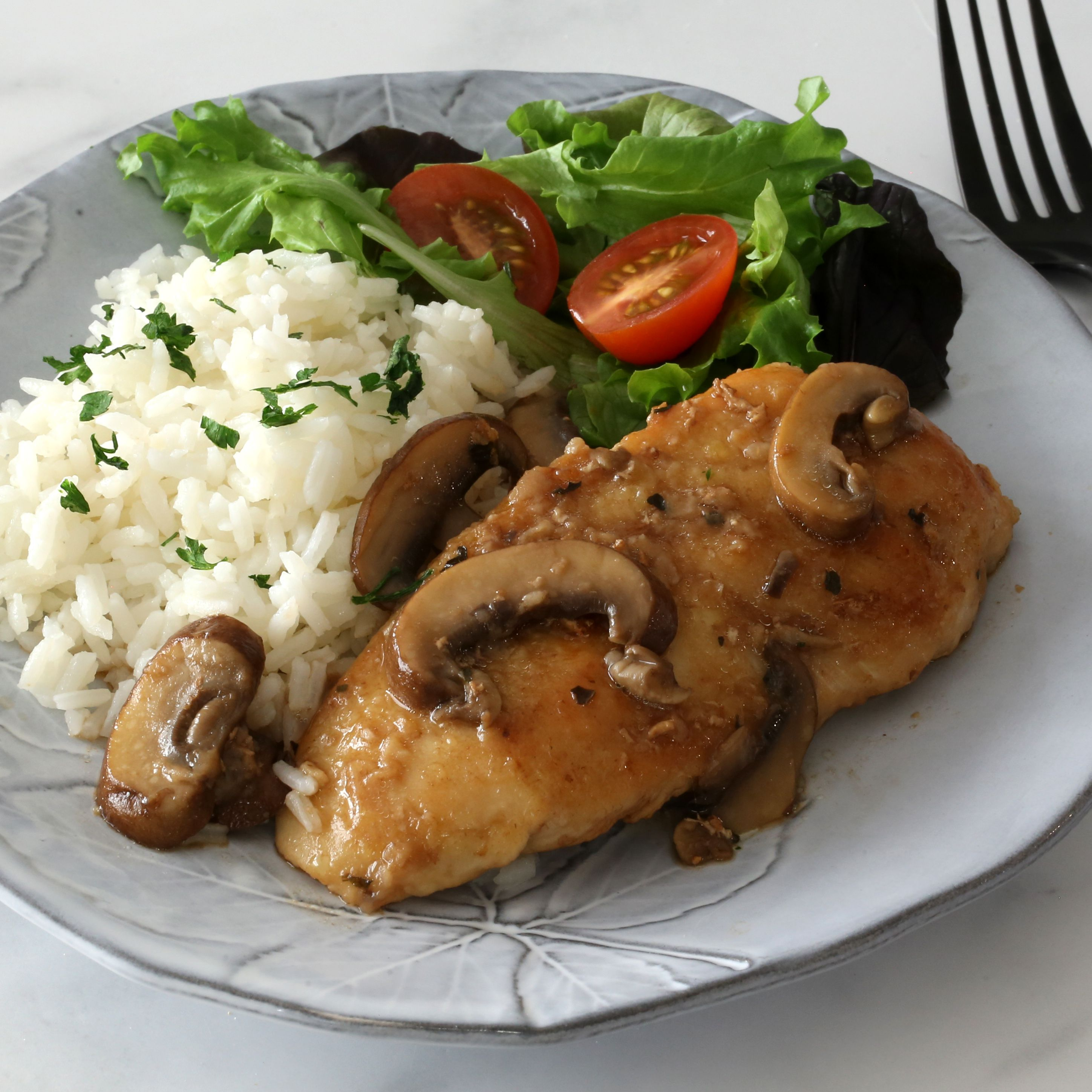 Recipe For Chicken Marsala With Mushrooms