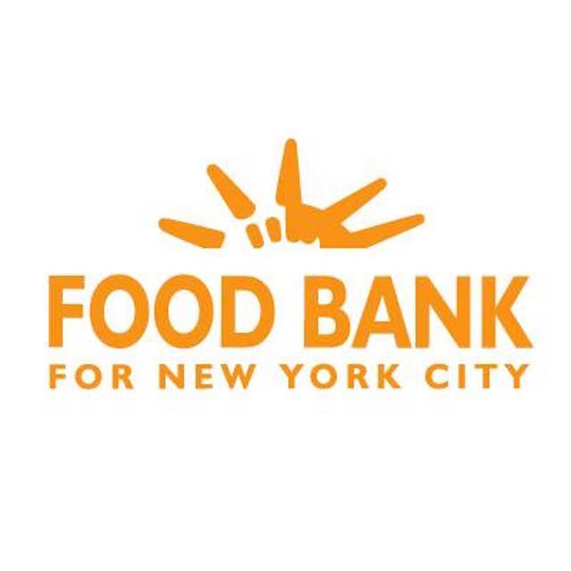 Food Bank For New York City logo