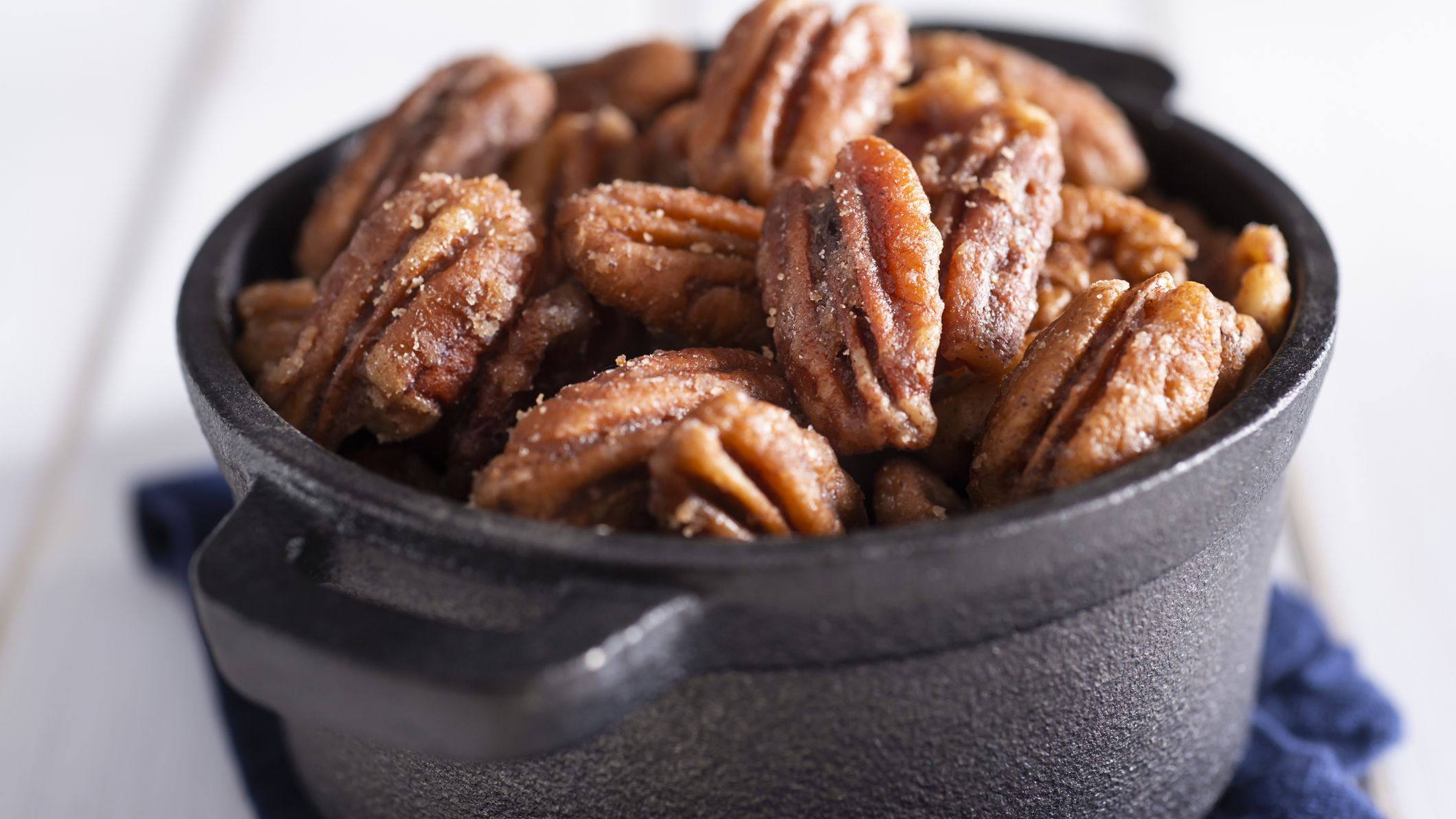 10 Caramelized and Candied Nut Recipes