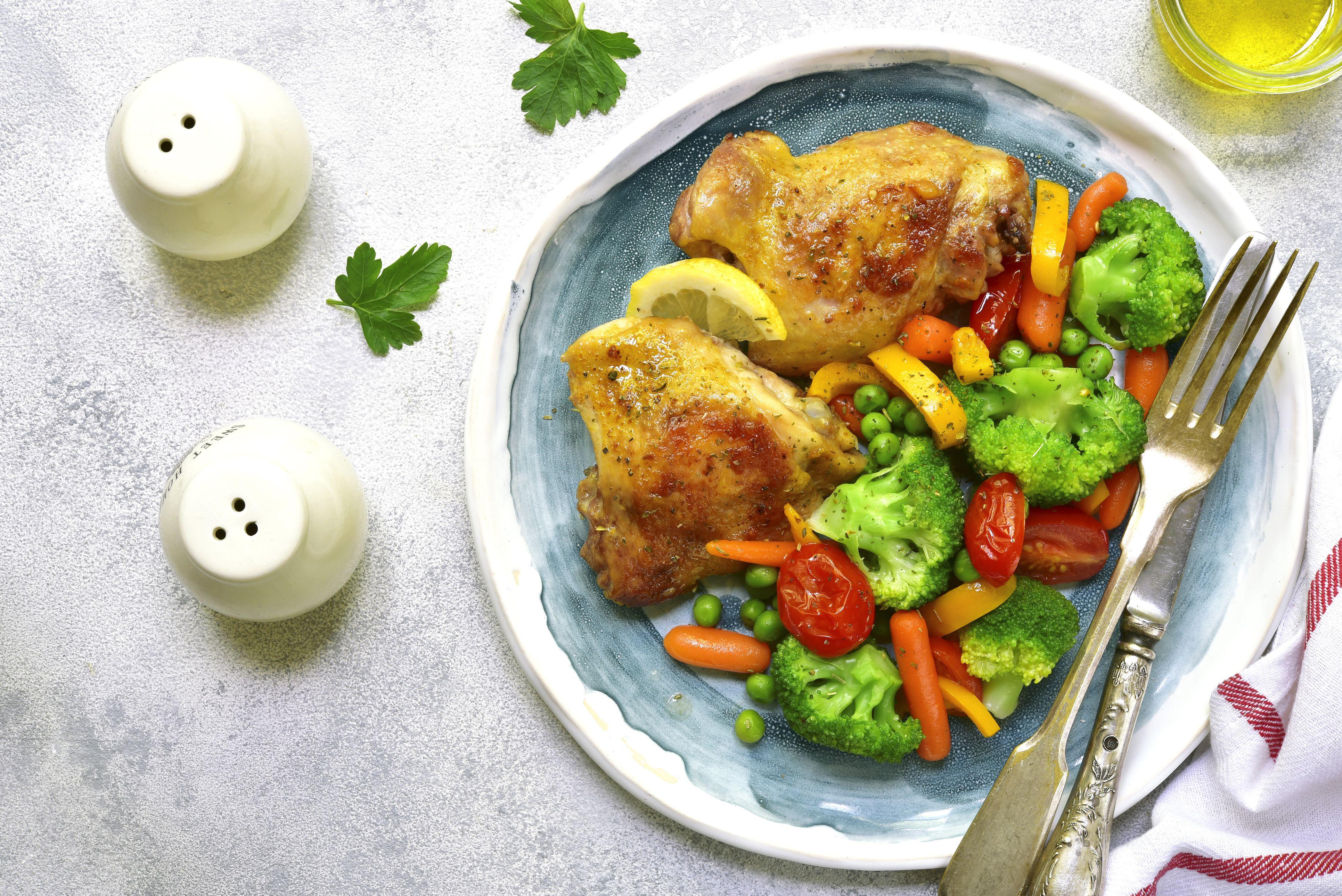 25 Crock Pot Chicken Thigh Recipes
