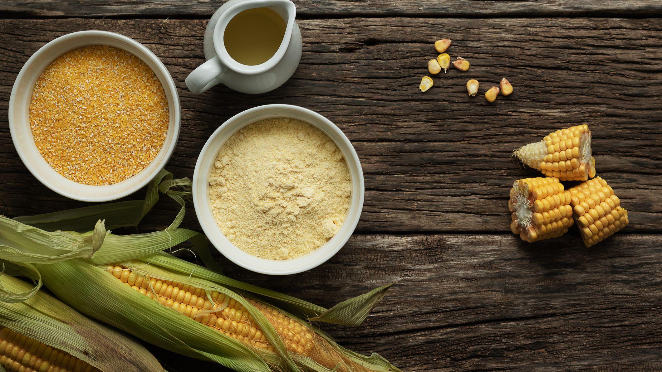 Cornmeal Vs Grits Vs Polenta