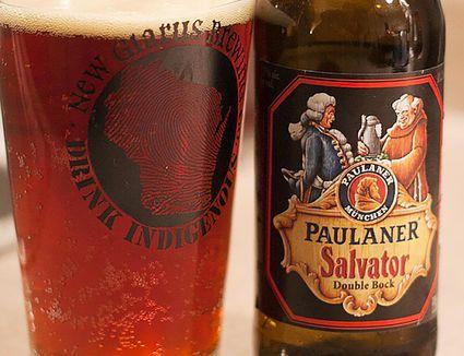 Paulaner Salvator Double Bock